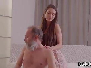 Elder shag seducing a youthfull trifles