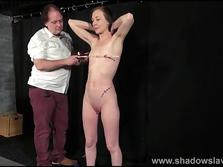 Candle expound bdsm and obedience depending training