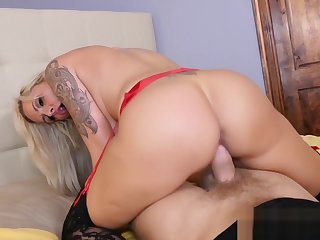 Nina Elle In Big Titty Fuck Dolls Scene 01