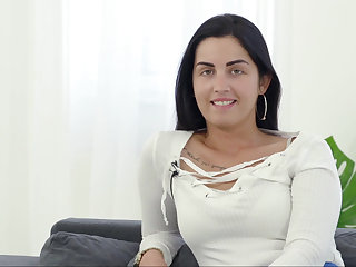 Hungarian hottie life-threatening cock
