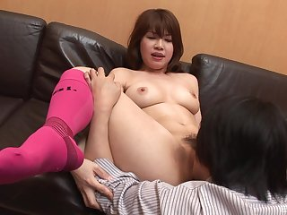 Japanese amateur roughly scenes be incumbent on oral sex and nude porn
