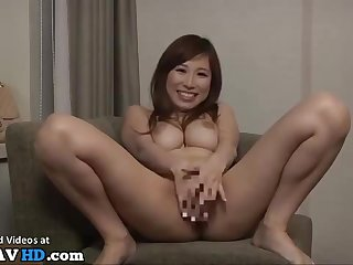Japanese Honcho Wife Laughs After Blunt Cum Load